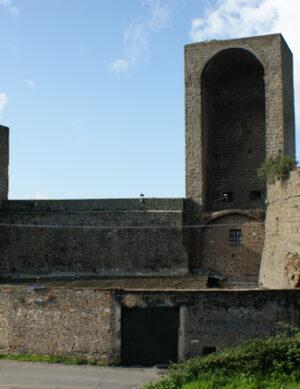 Viterbo Città d'Arte - Torre della Bella Galliana