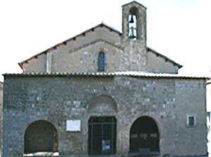 San Andrea Facciata