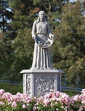 Statua di santa Rosa y_viterbo_statua_santa_rosa_25