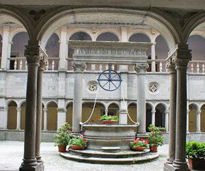 Chiostro di Santa Maria della Quercia detto chiostro del Bramante