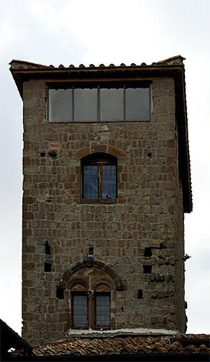 Viterbo Città d'Arte - Torre degli Alessandri