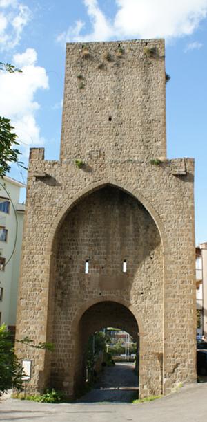 Viterbo Città d'Arte - Torre di San Biele