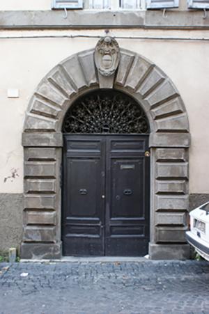 Viterbo Città d'Arte - Palazzo Lomellino d'Aragona (Carnevalini)